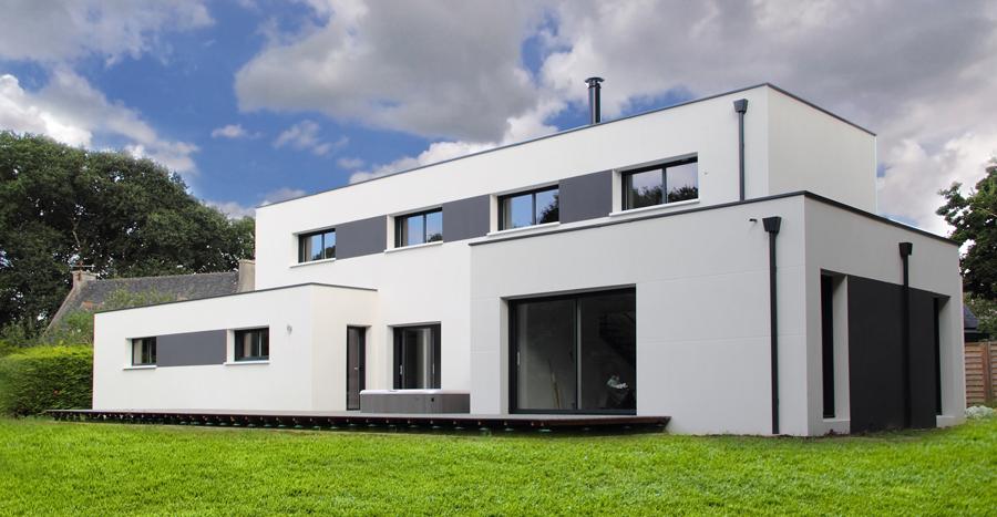 trabeco morbihan constructeur maison haute de gamme. Black Bedroom Furniture Sets. Home Design Ideas