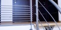 rampe acier et balcon 2