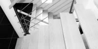 escalier massif et metal 2