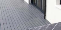 terrasse et escalier exterieur