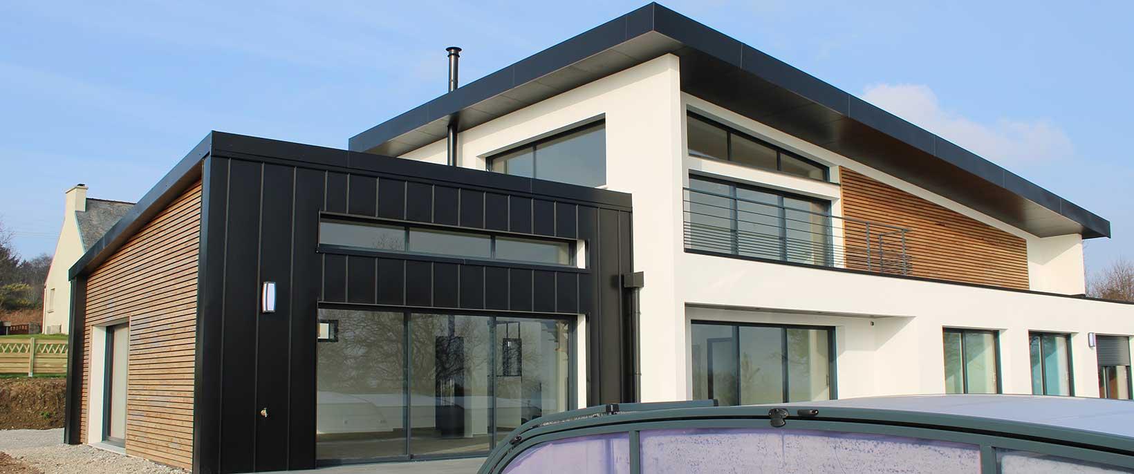 Architecte D Intérieur Brest constructeur de maison architecture haut de gamme à brest